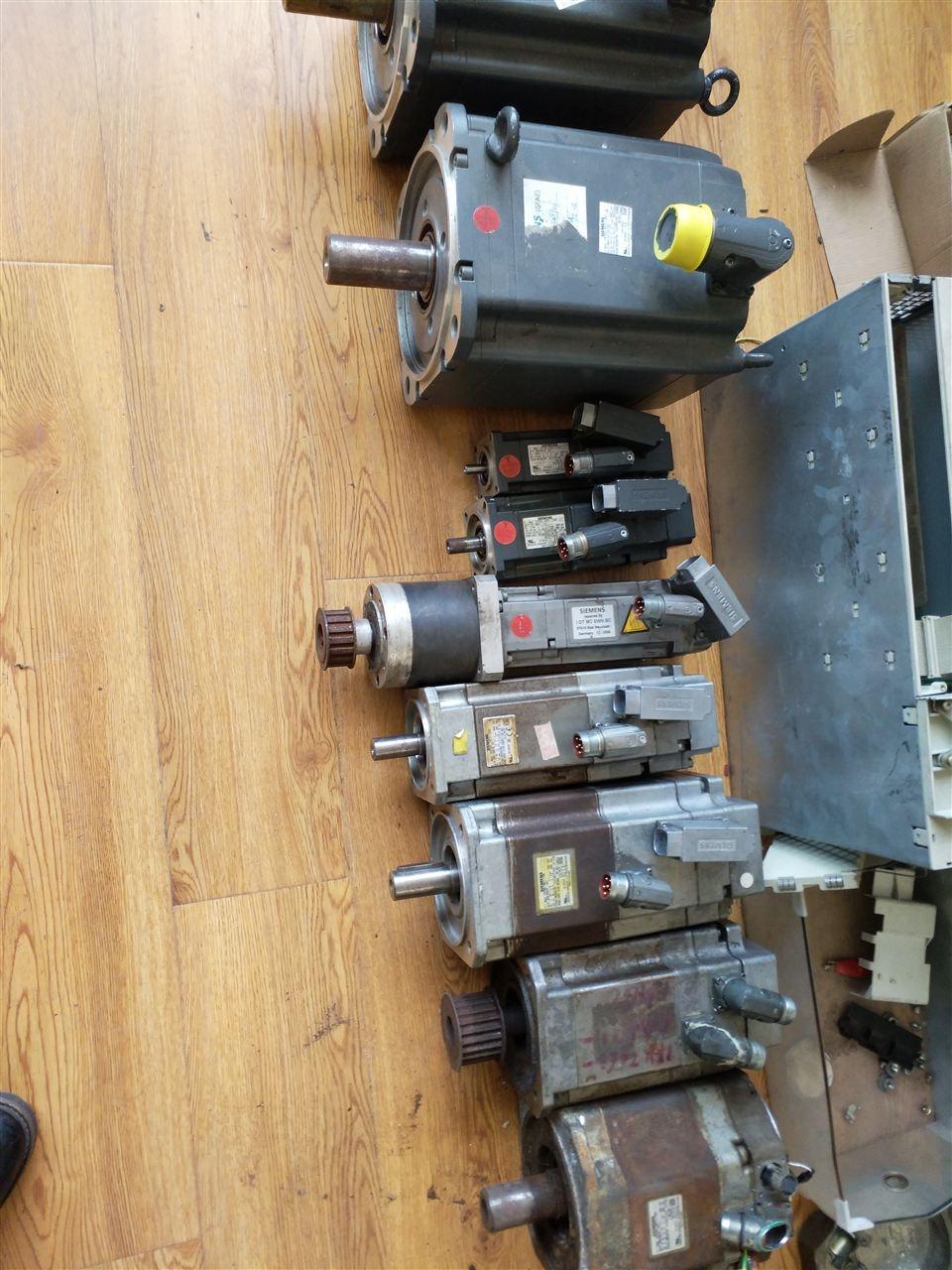 滁州西门子810D系统切割机主轴电机更换轴承-当天检测提供维修