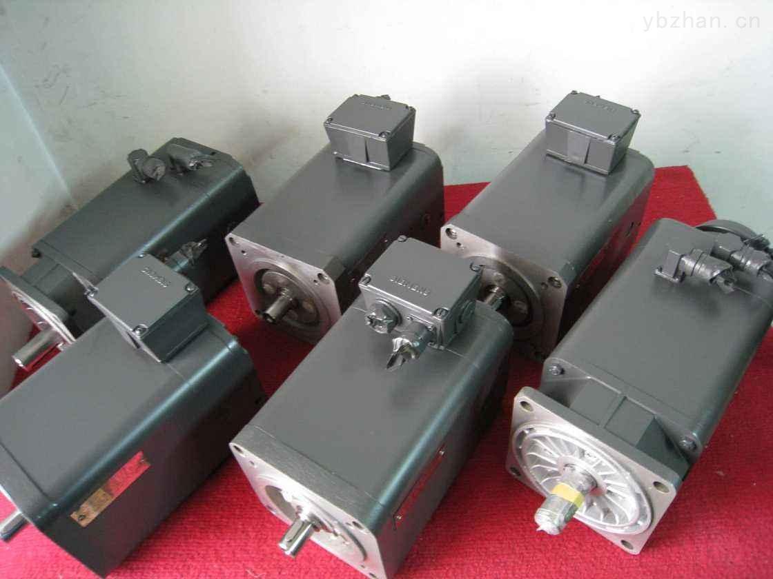 绍兴西门子810D系统切割机主轴电机维修公司-当天检测提供维修