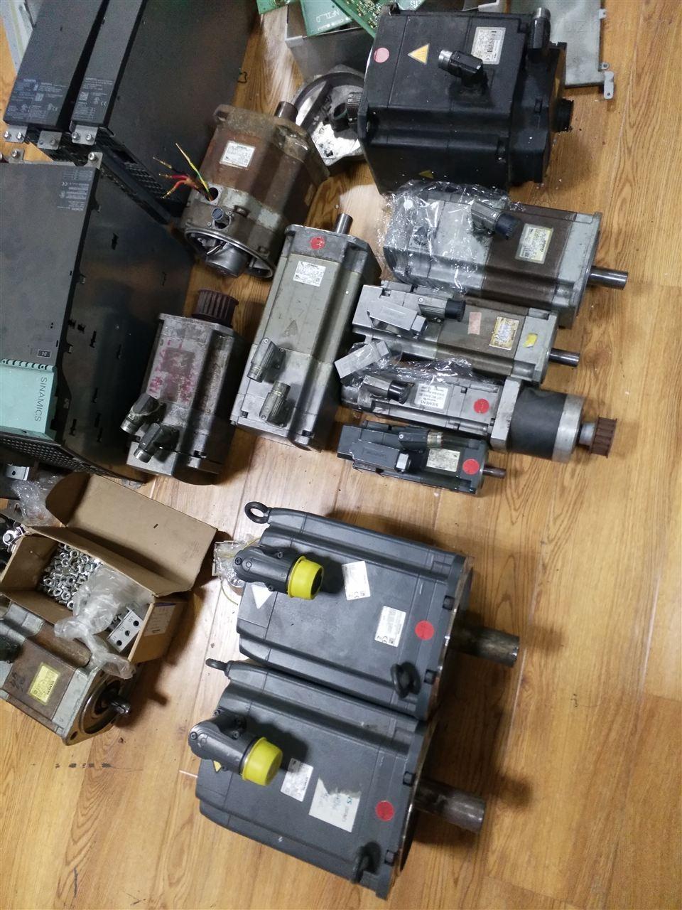 舟山西门子828D系统伺服电机更换轴承-当天检测提供维修