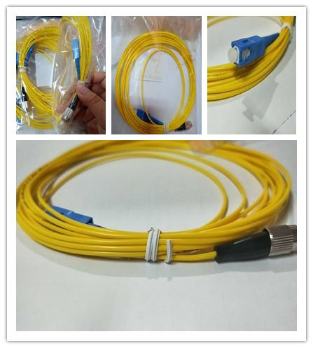 吉林省通化市梅河口室外SC-SC-3MI光纤跳线