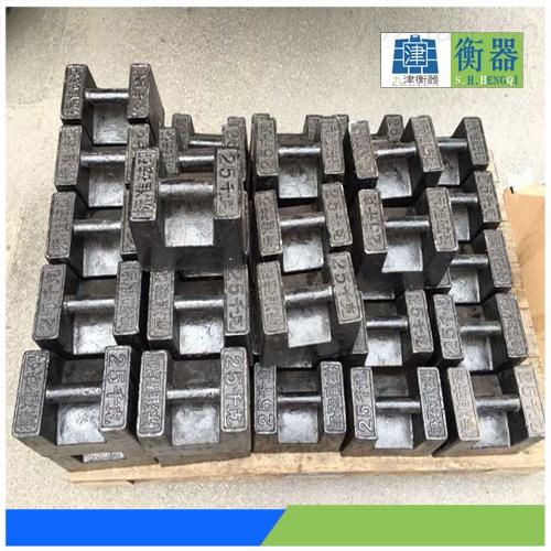 湖北20公斤铸铁砝码一吨多少钱