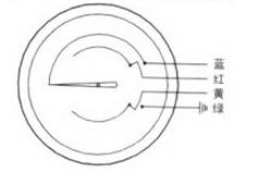 电接点双金属温度计的接线图