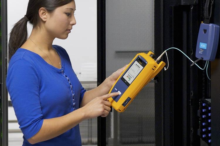福禄克光纤测试仪OFP2-100-Q