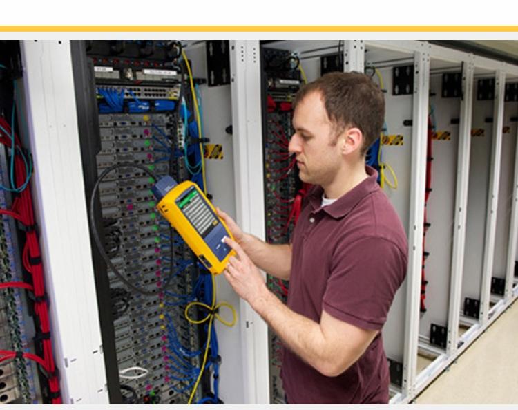 福禄克铜缆测试测试仪DSX2-5000