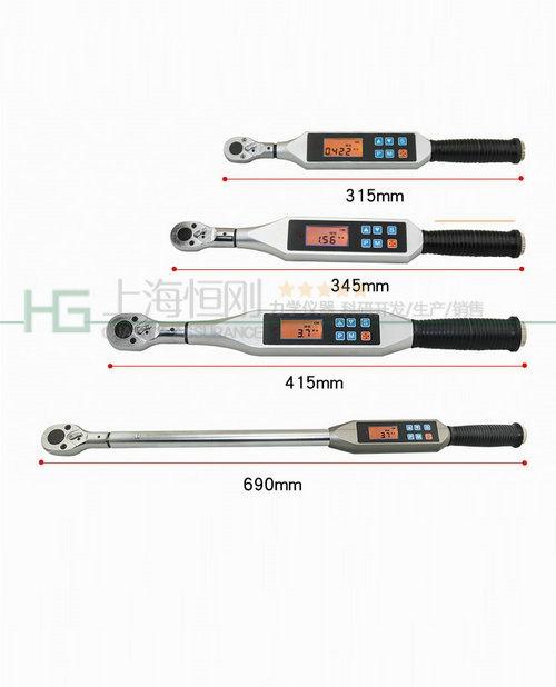 测锚杆扭矩0.2-100N.m数显扭矩扳手
