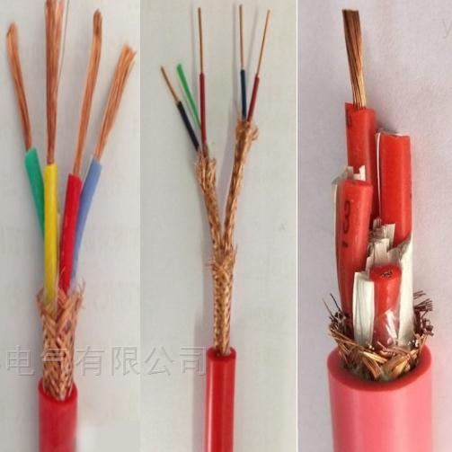 高溫硅橡膠電纜