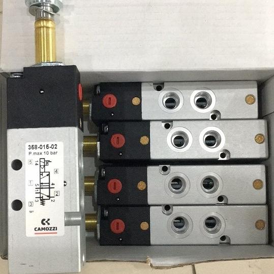 两位三通电磁阀CAMOZZI敏感式机控阀
